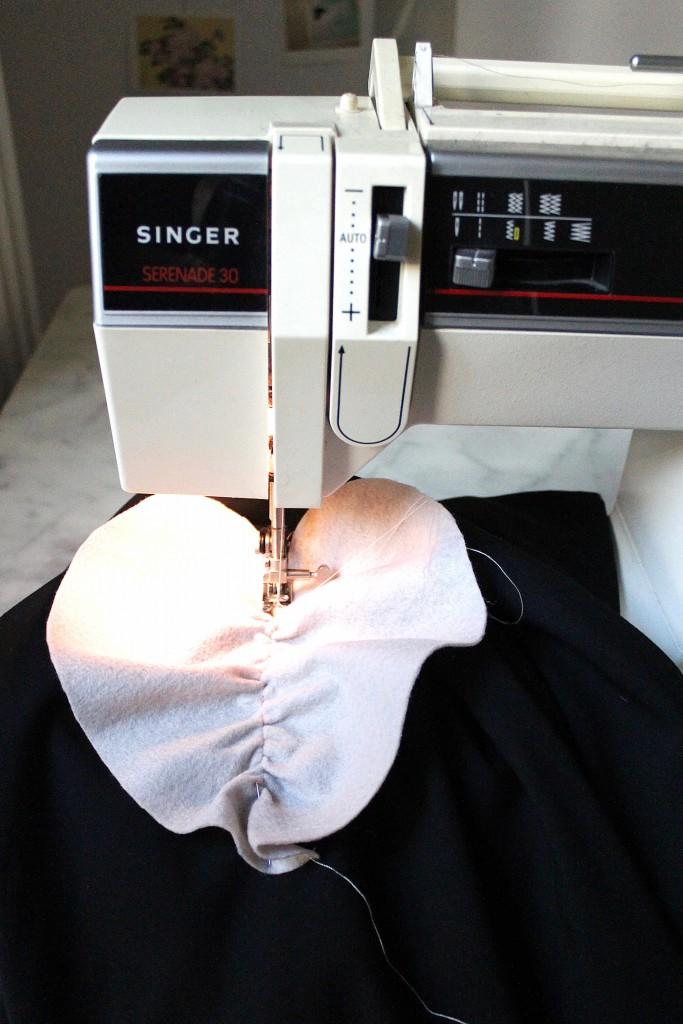 DIY tutorial MSGM skirt