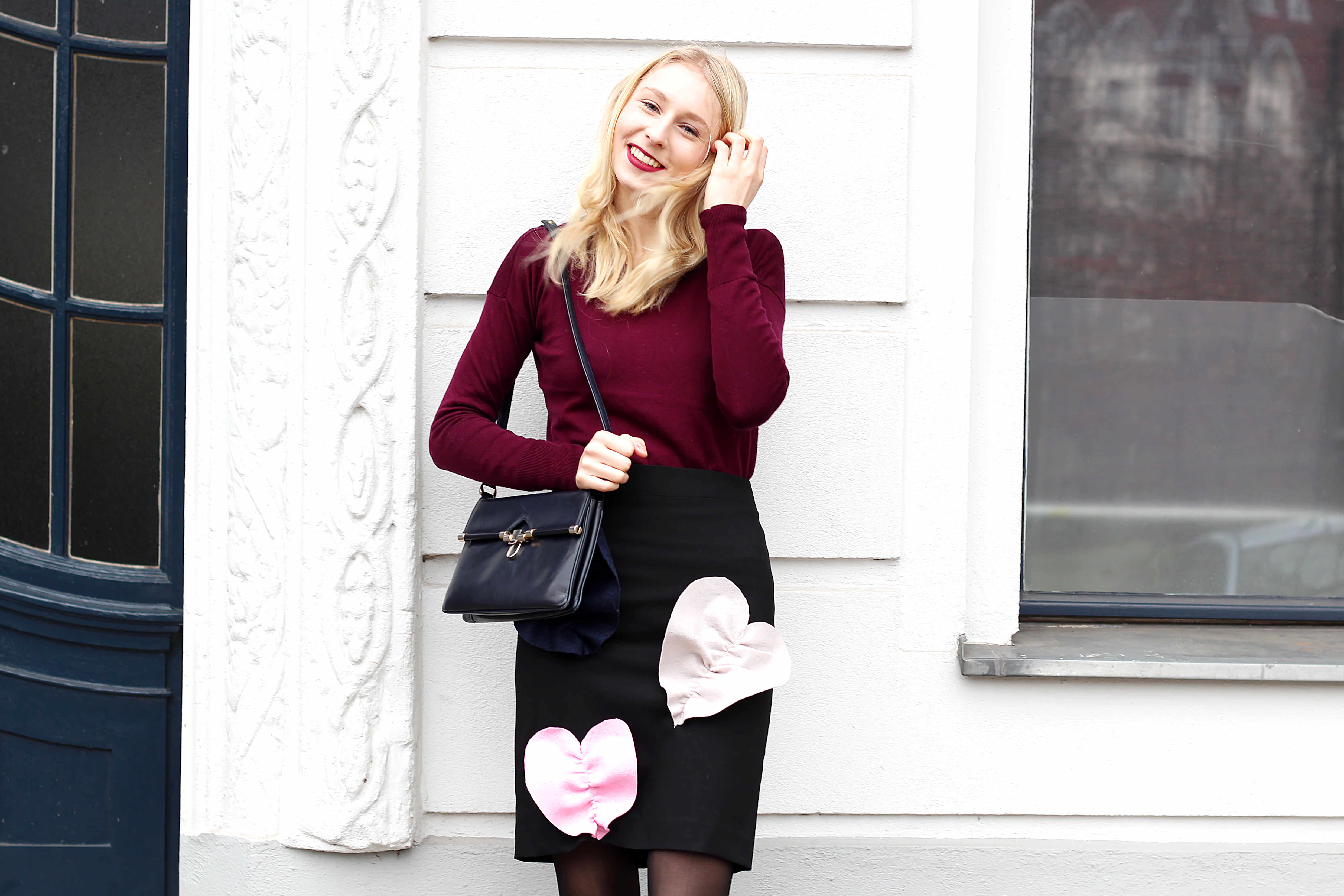 MSGM DIY skirt