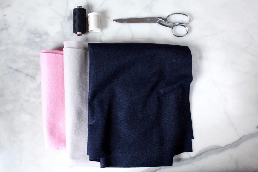 DIY sewing tutorial