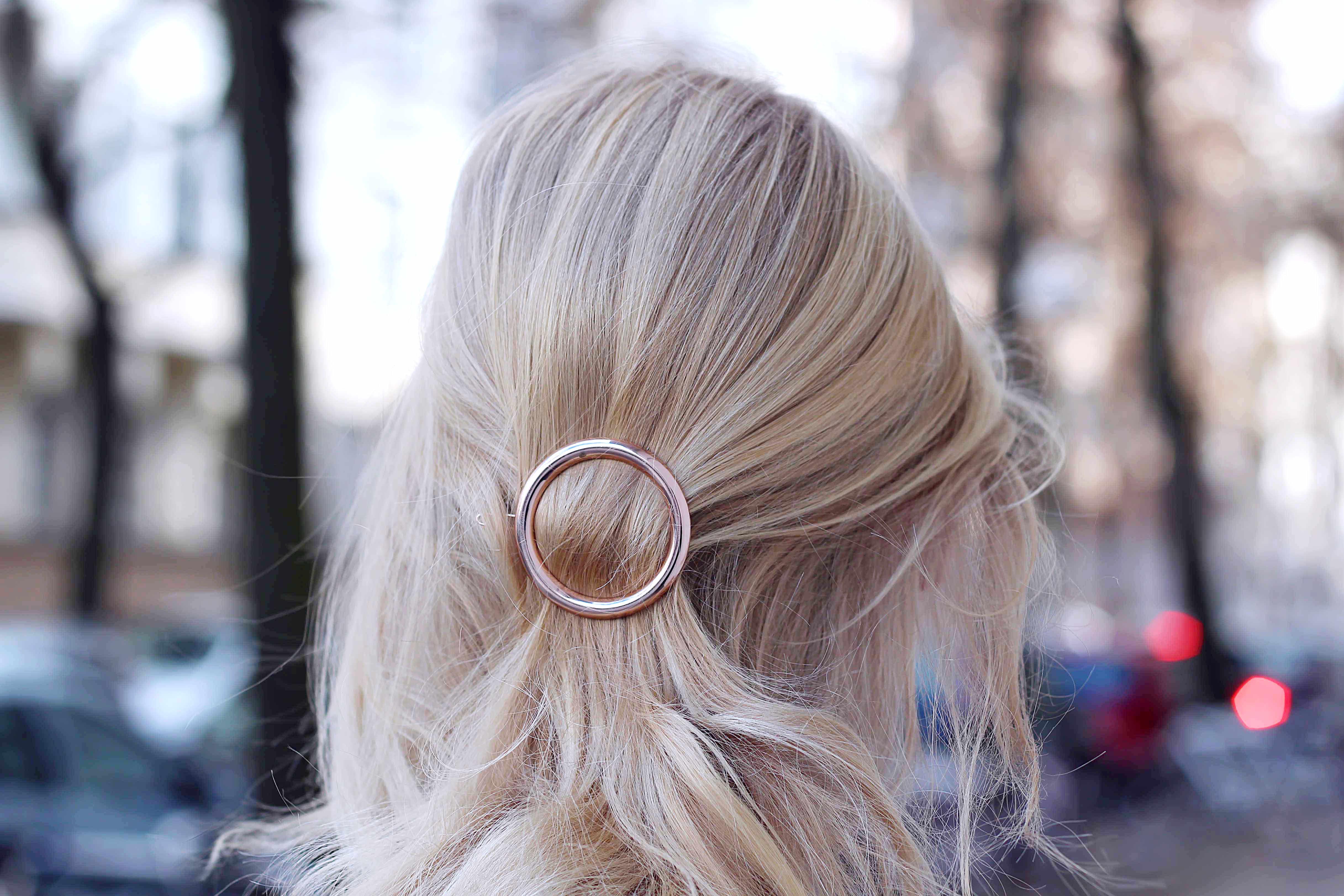 Celine hair accessory