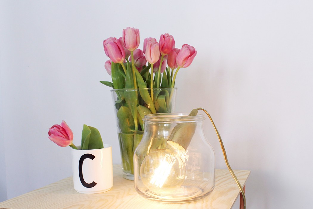 Lampe selber machen