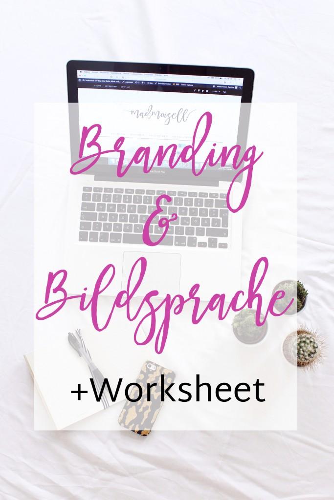 Branding und Bildsprache - Blog Tipps