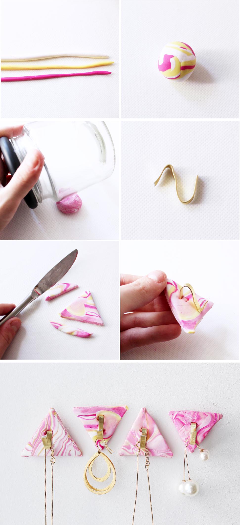 DIY Anleitung: Schmuckständer selber machen