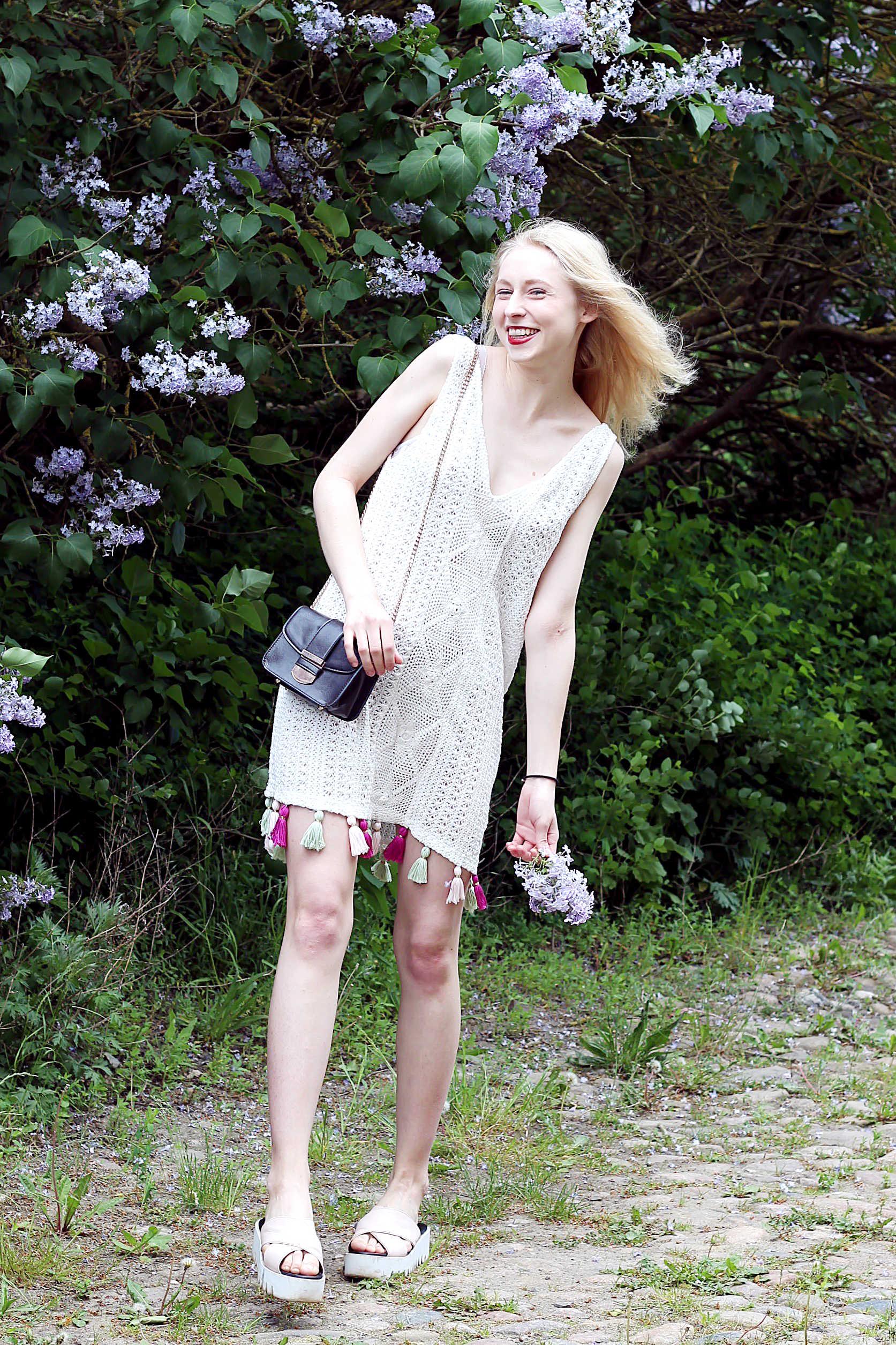 Das Tassel Kleid – Outfit