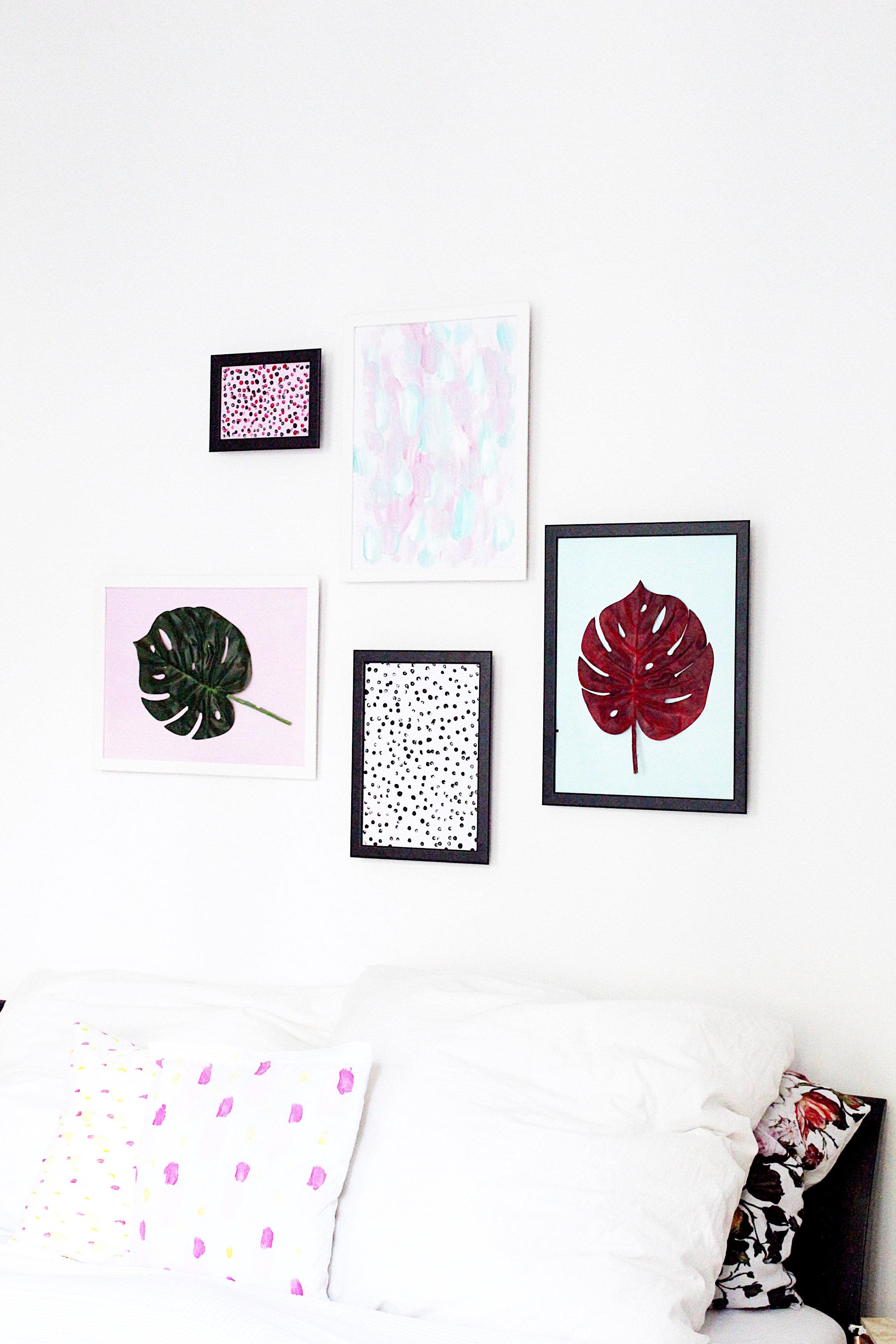 Wanddeko Ideen zum Selber Machen - DIY Blog