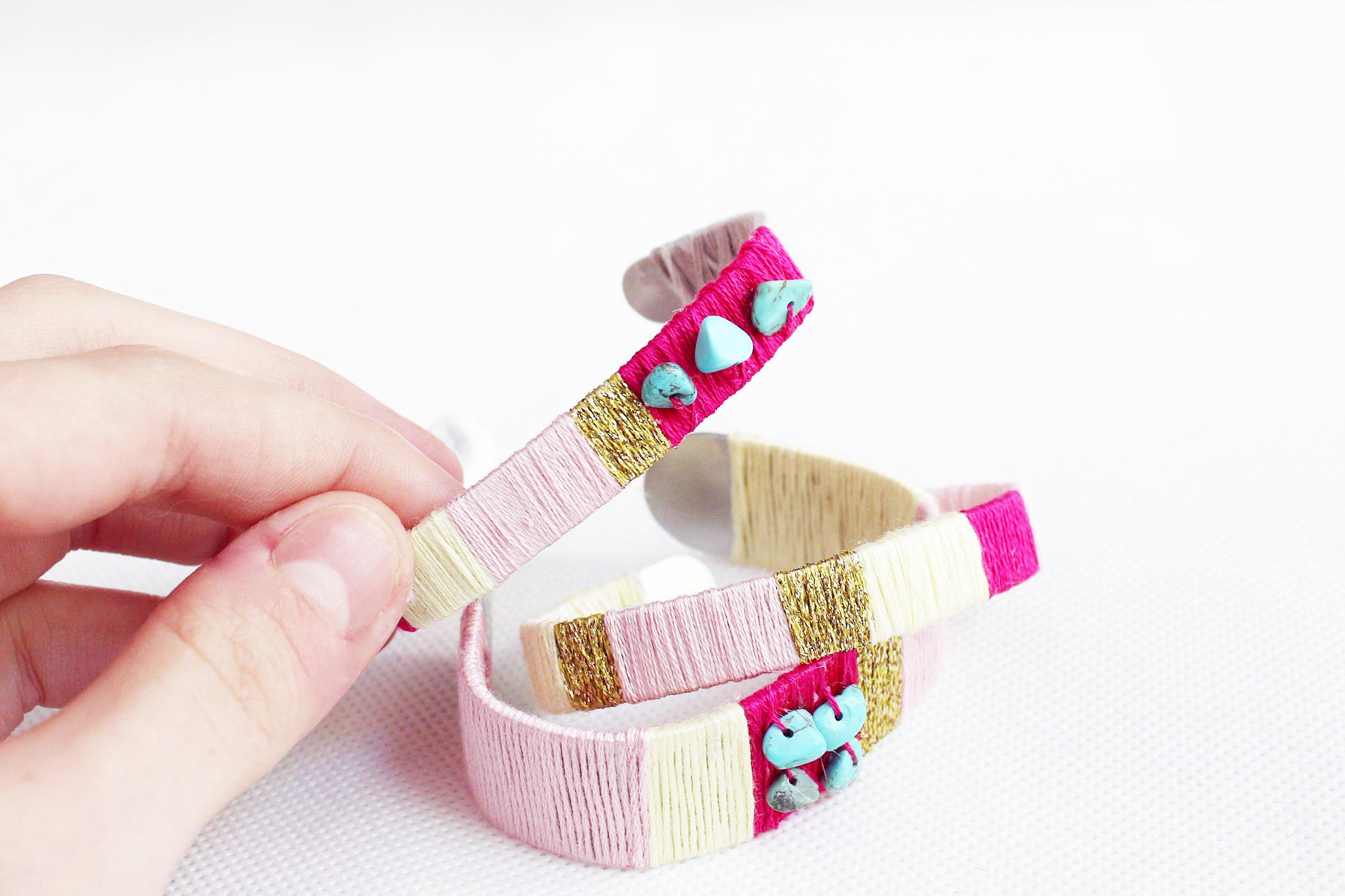 DIY-Armband