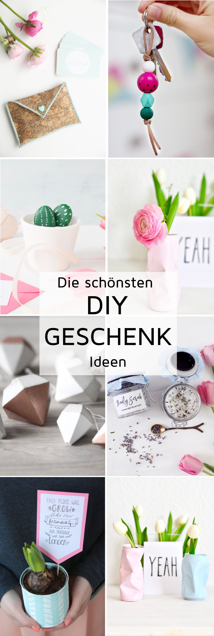 diy geschenke kreative geschenkideen zum selbermachen. Black Bedroom Furniture Sets. Home Design Ideas