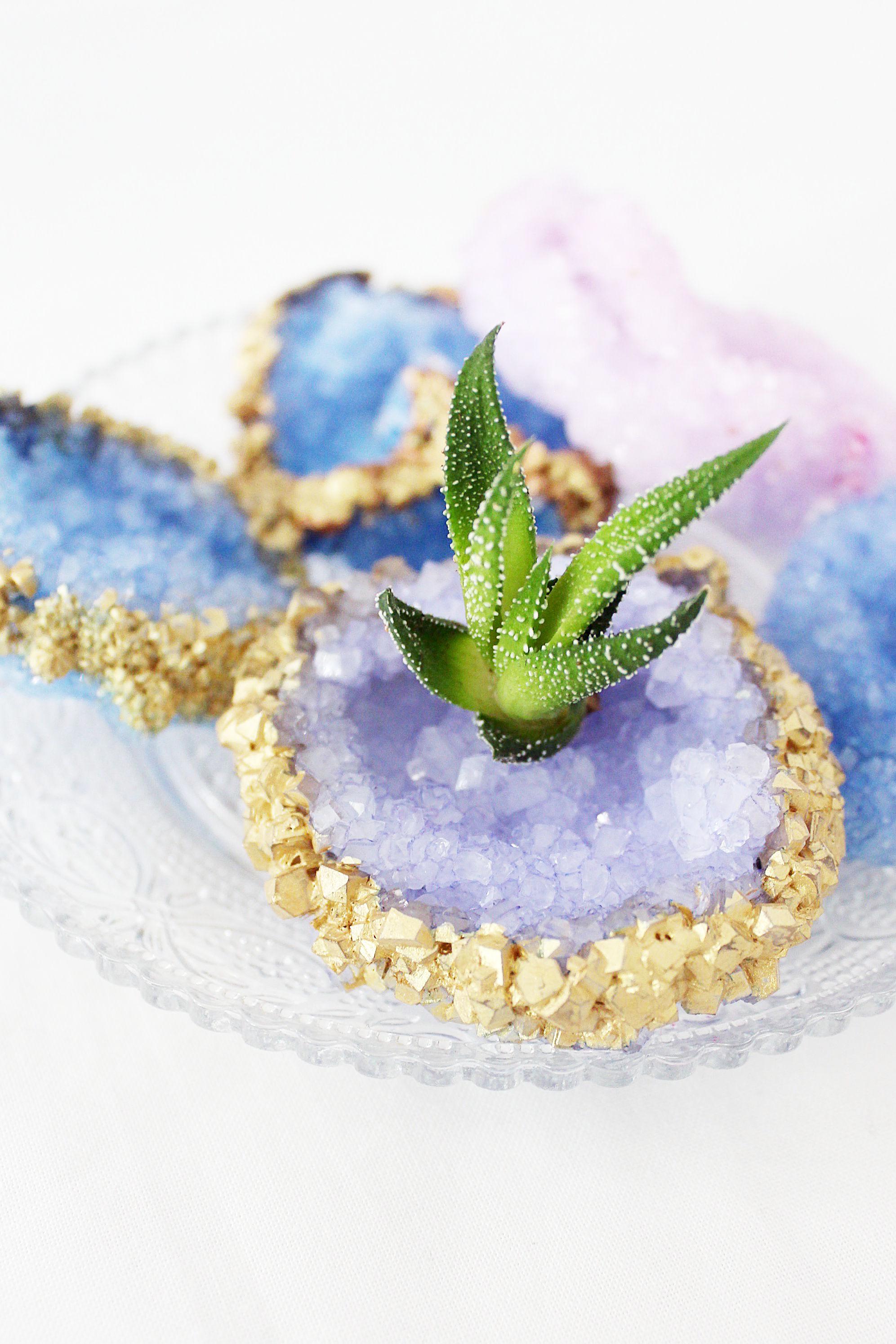 Kristalle-selber-machen