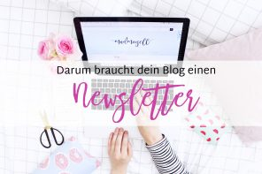 Newsletter Marketing: Darum braucht dein Blog einen Newsletter!