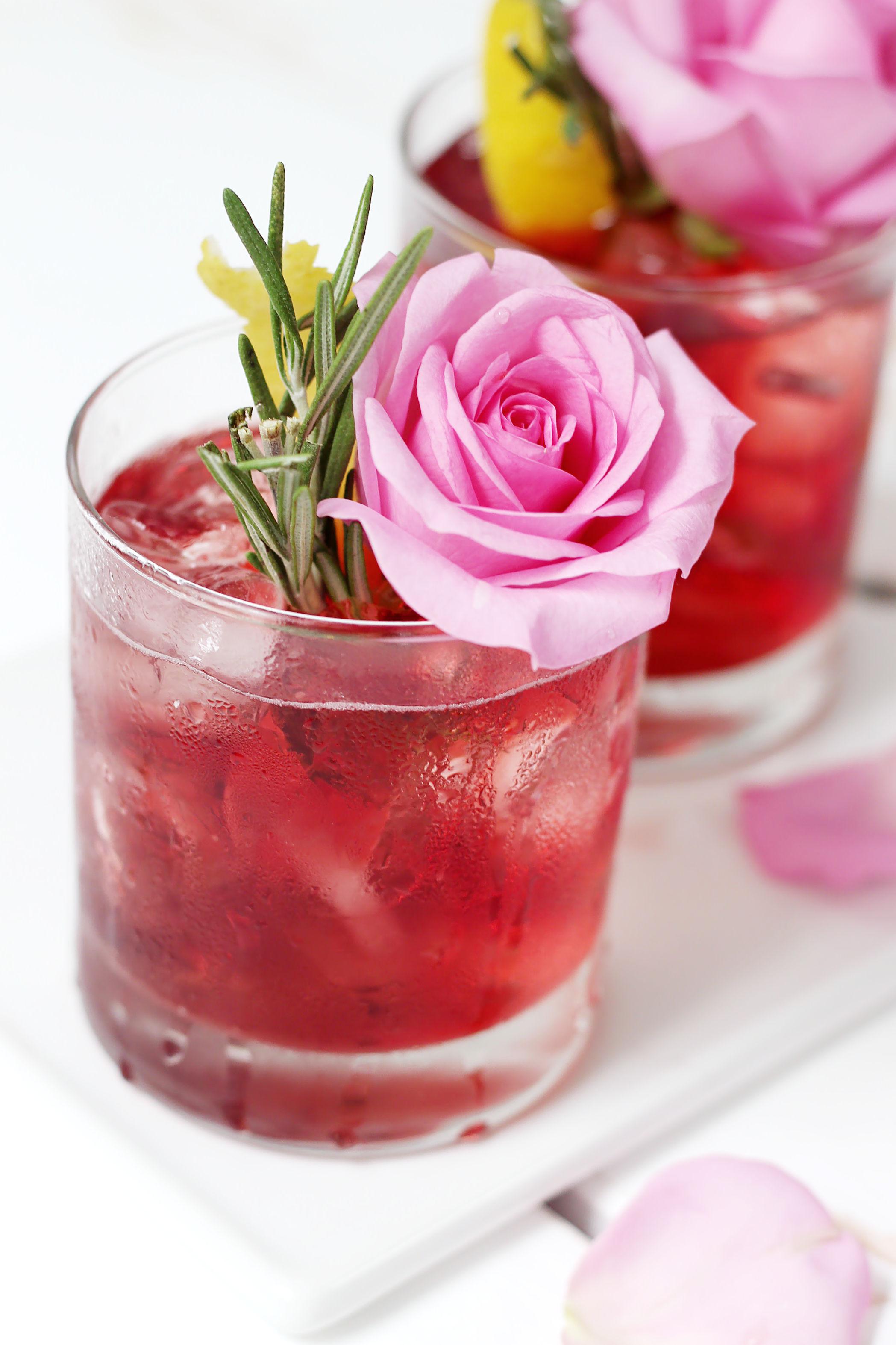 Rezepte-Sommer-Drinks-Rose-Rosmarin-Lillet-Selbermachen-DIY-Blog