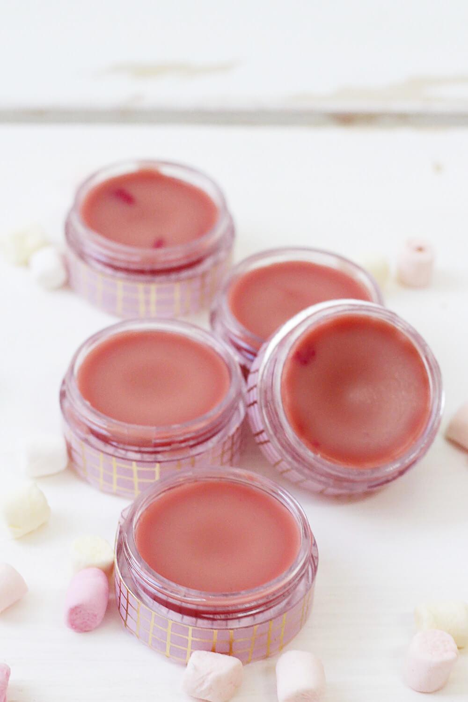 DIY Lippenbalsam Lippenbalm selber machen Anleitung