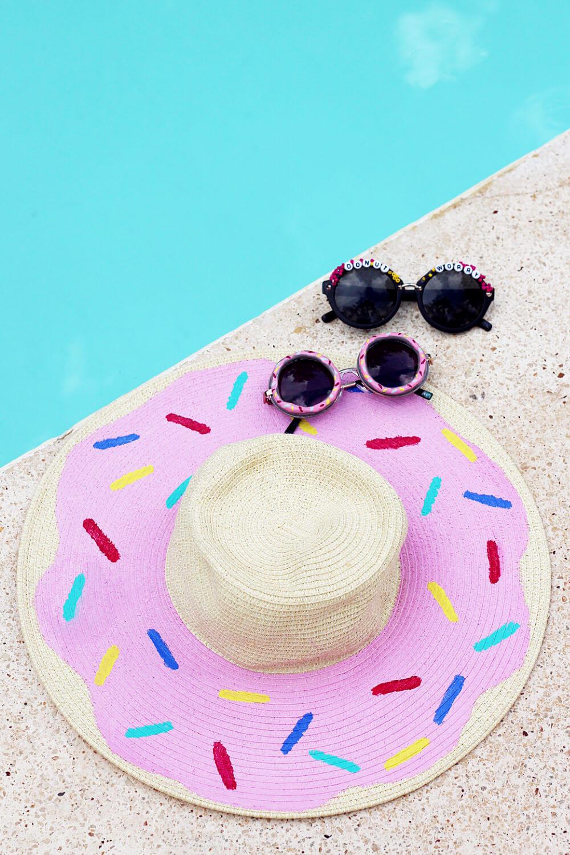 diy-sonnenhut-verzieren-donut-diy-blog-madmoisell