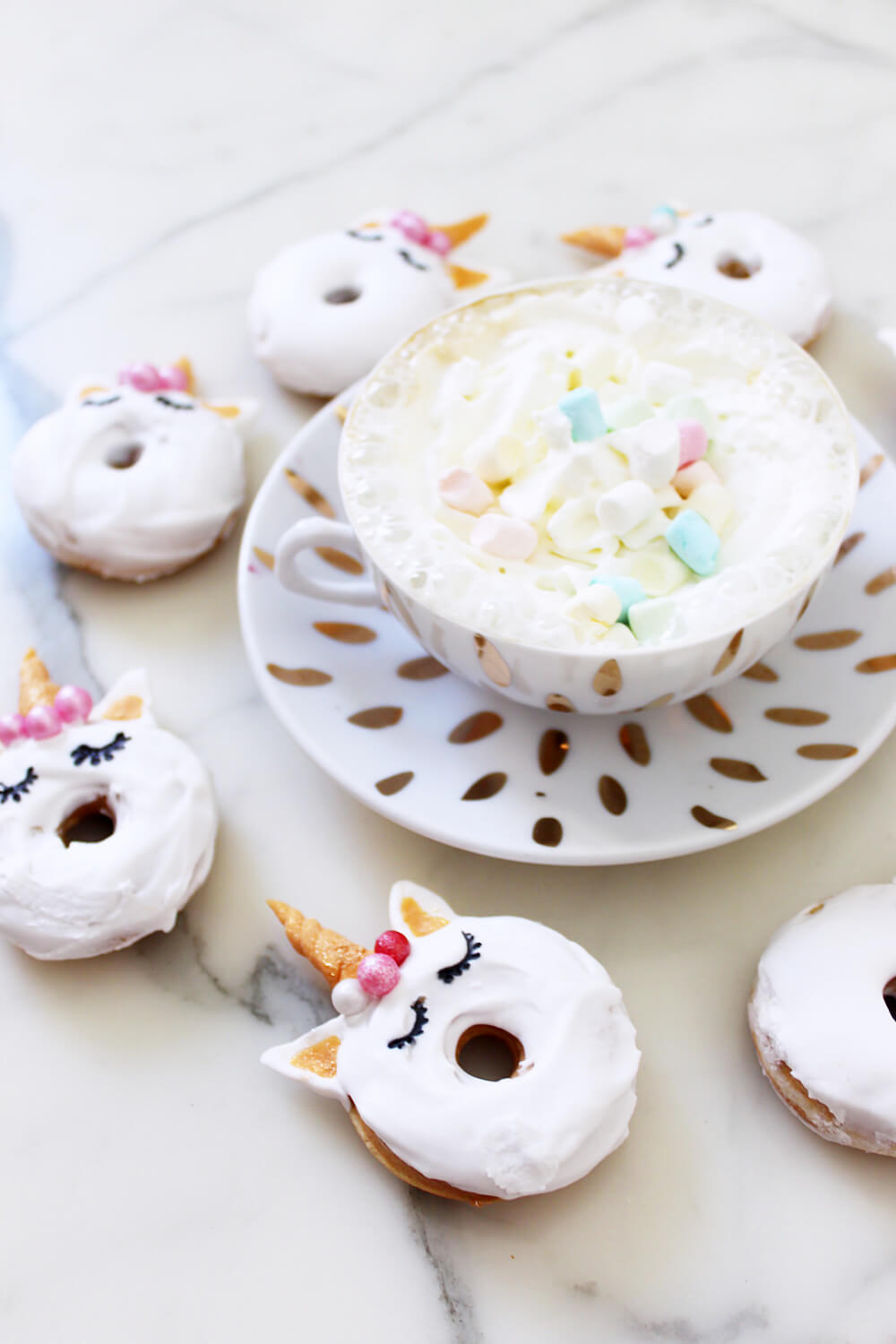 DIY-Mini-Donuts-backen-Rezept-Einhorn-Unicorn-DIY-Blog-5