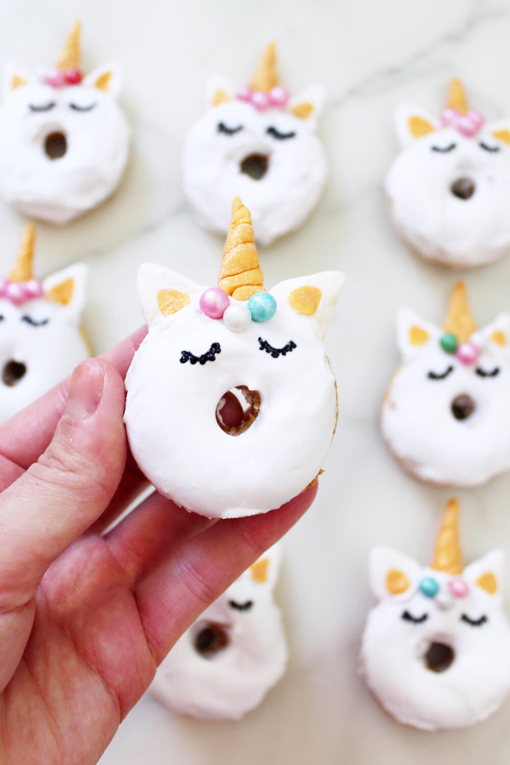 DIY-Mini-Donuts-backen-Rezept-Einhorn-Unicorn-DIY-Blog-7