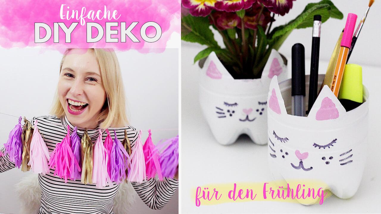 DIY Frühlings Deko Im Pinterest Stil Selber Machen: 3