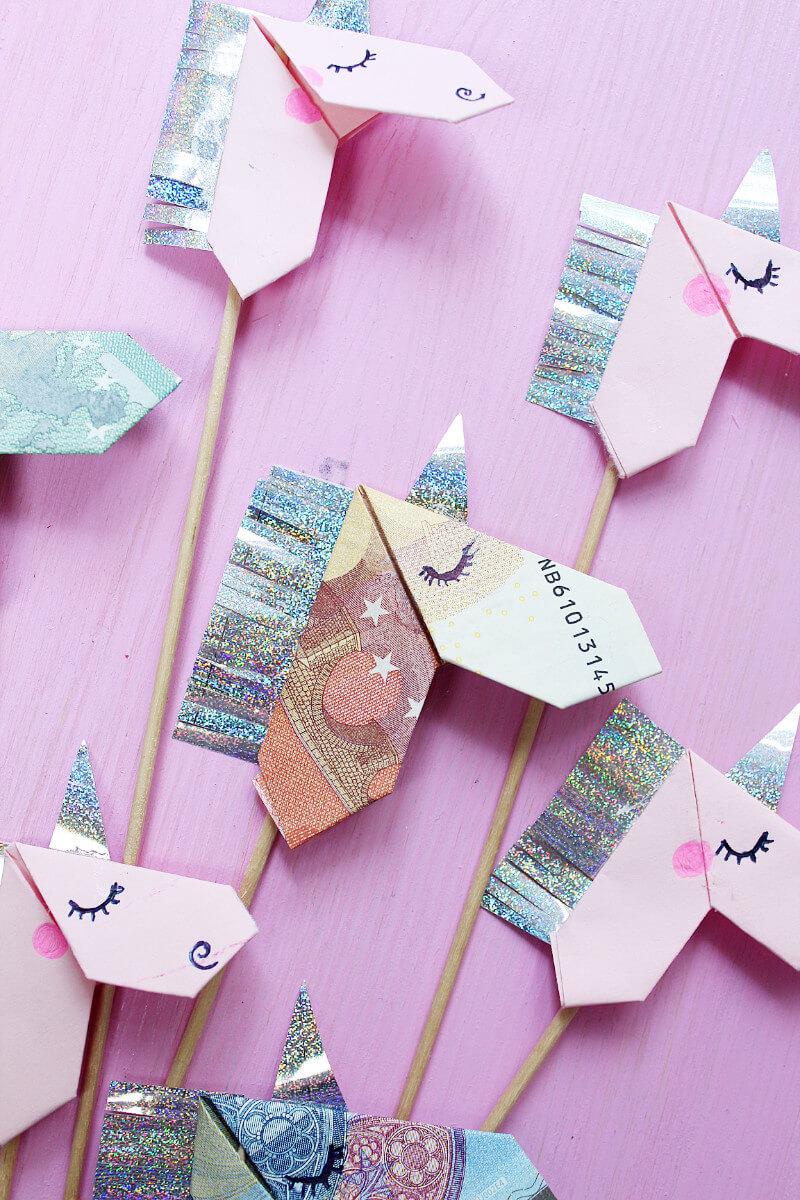Origami Unicorn Result