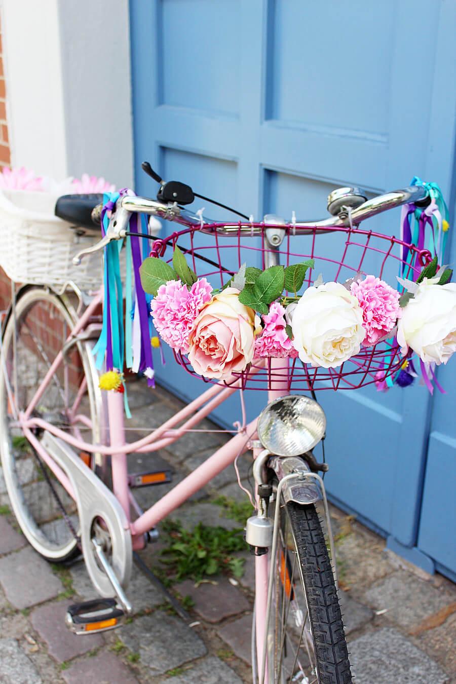 Wunderbar Upcycling Fahrrad Sammlung Von Auf Diese Idee Bin Ich Spontan Bei