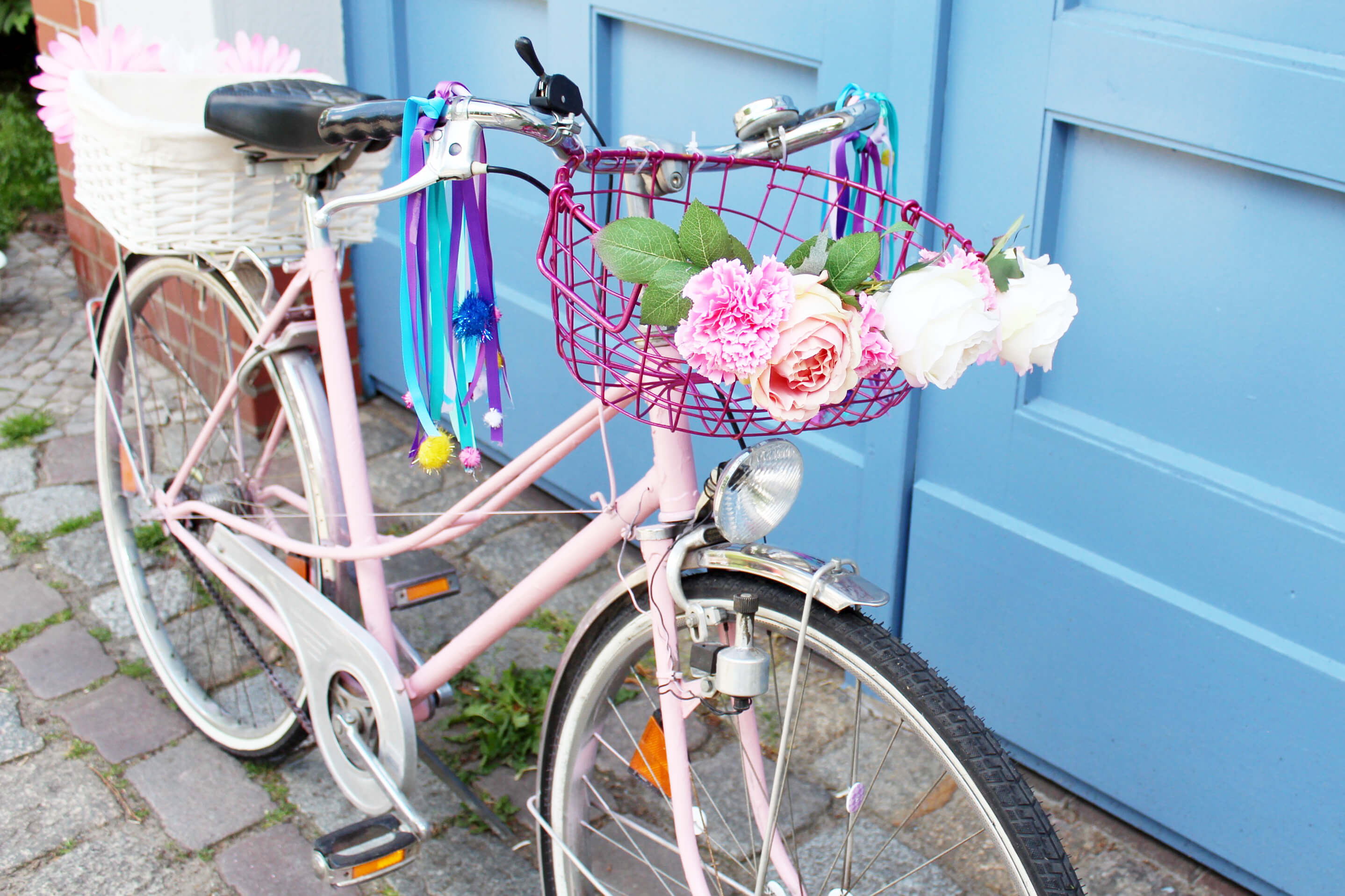 DIY Fahrrad upcyceln: 4 geniale Ideen, um dein Fahrrad aufzupimpen!