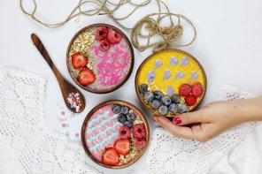 Instagram Smoothie Bowls selber machen – Einfaches (veganes) Rezept