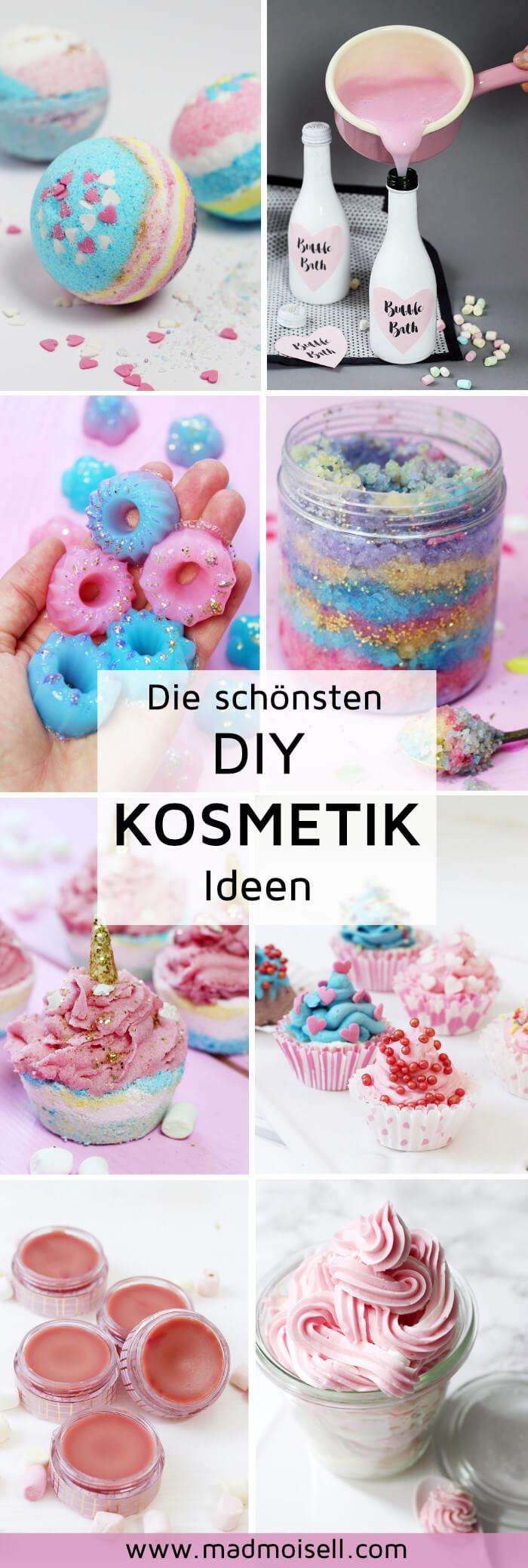 DIY Idee 1): DIY Lippenbalsam Selber Machen