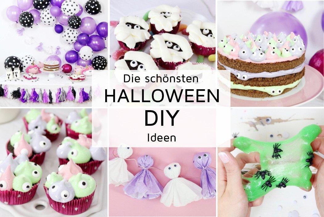 Halloween Deko Selber Machen Die Besten Diy Halloween Party Ideen