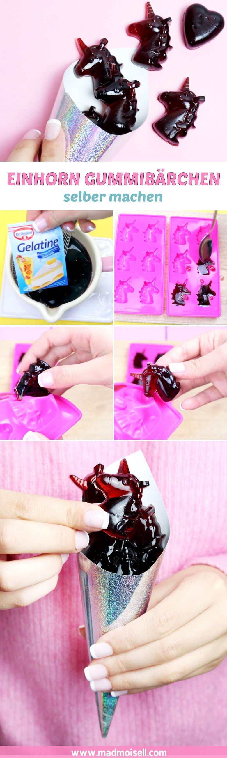 gummib rchen selber machen einfaches rezept mit gelinggarantie. Black Bedroom Furniture Sets. Home Design Ideas