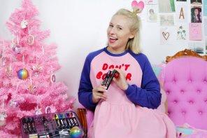 DIY Einhorn Christbaum Anhänger mit den POSCA Acryl-Markern selber machen 🦄