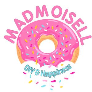 Madmoisell DIY Blog über Deko, Mode und Wohnen - Madmoisell ist der DIY Blog aus Berlin, auf dem wöchentlich kreative Do It Yourself Ideen zu den Themen Deko, Mode, Wohnen und Geschenke veröffentlicht werden.